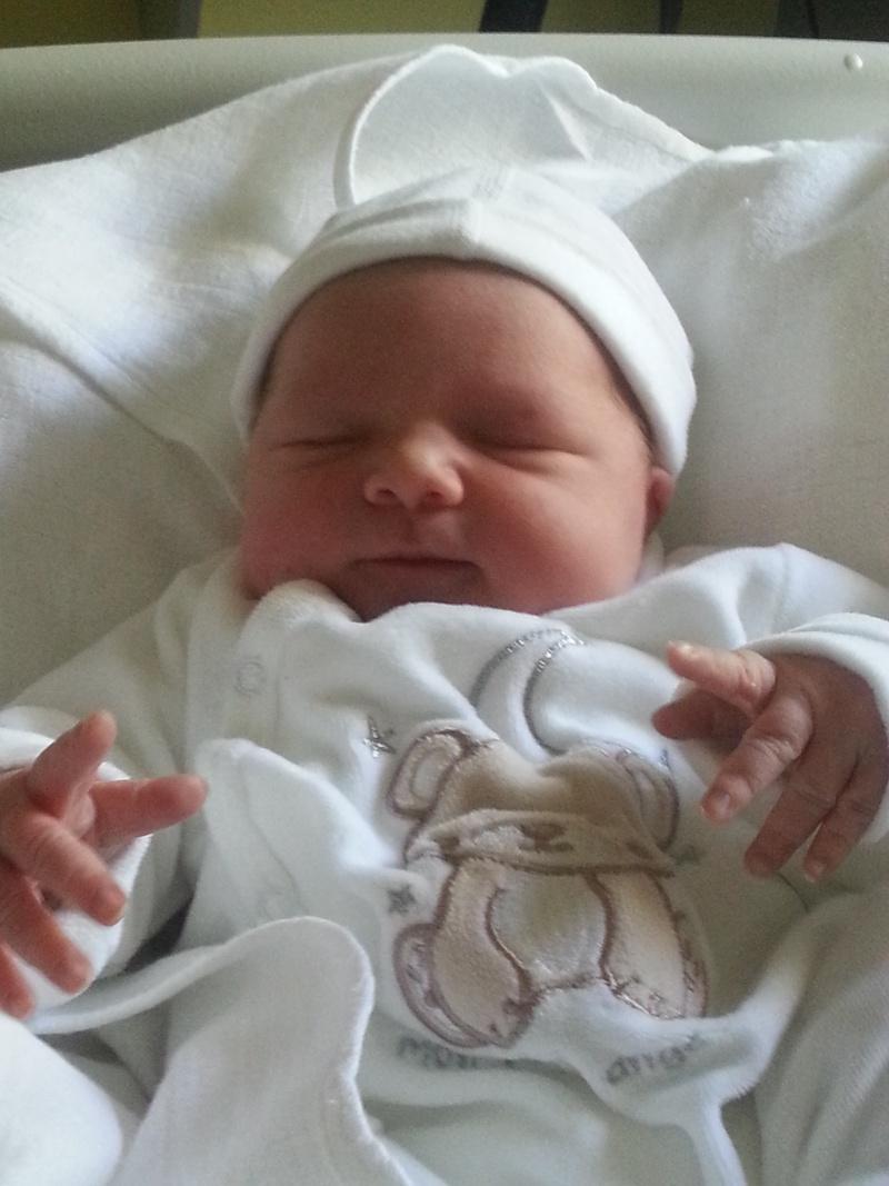 La naissance d'Elise 20131011