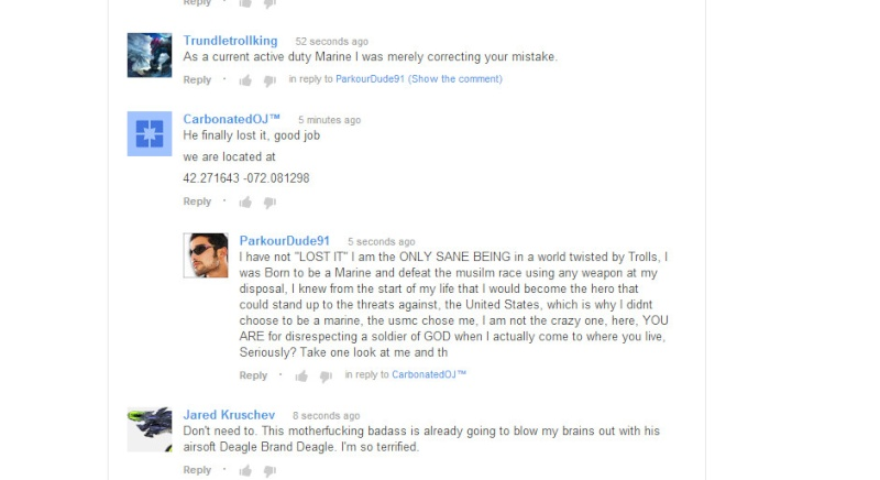 Youtube Comments Bandic15