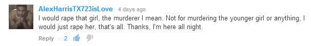 Youtube Comments Bandic16