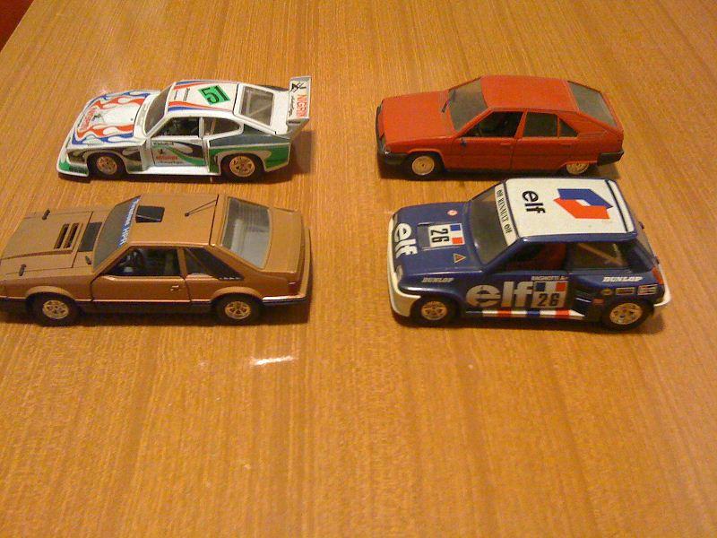 AUTO BBURAGO, POLISTIL, HOT WHEELS 1:24 (33 pezzi in vendita) Img_0142