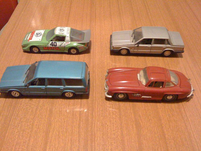 AUTO BBURAGO, POLISTIL, HOT WHEELS 1:24 (33 pezzi in vendita) Img_0145