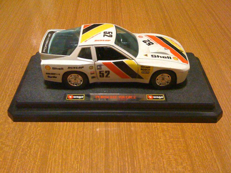 AUTO BBURAGO, POLISTIL, HOT WHEELS 1:24 (33 pezzi in vendita) Img_0153