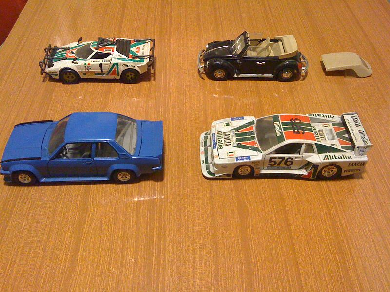 AUTO BBURAGO, POLISTIL, HOT WHEELS 1:24 (33 pezzi in vendita) Img_0593