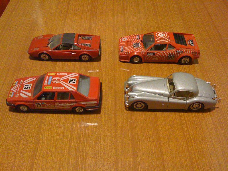 AUTO BBURAGO, POLISTIL, HOT WHEELS 1:24 (33 pezzi in vendita) Img_0595