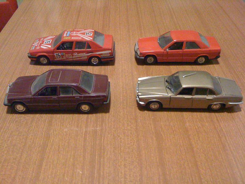 AUTO BBURAGO, POLISTIL, HOT WHEELS 1:24 (33 pezzi in vendita) Img_0596