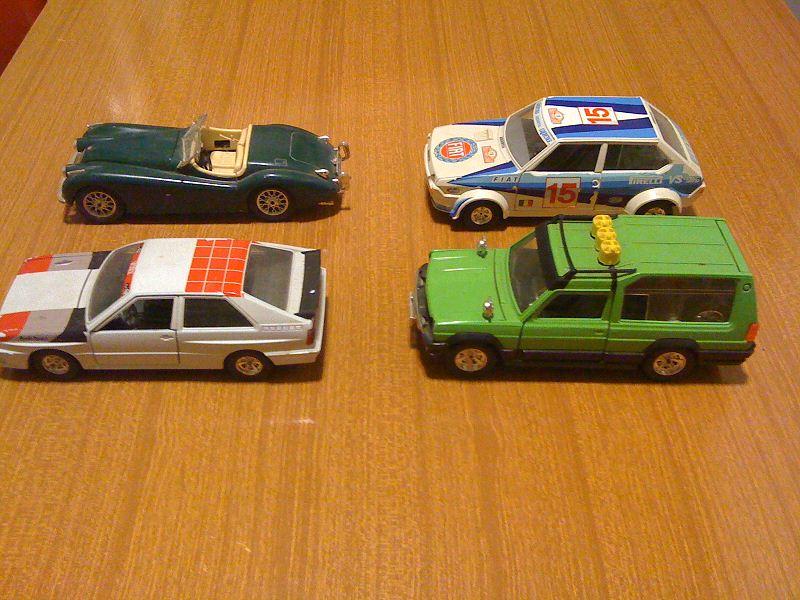 AUTO BBURAGO, POLISTIL, HOT WHEELS 1:24 (33 pezzi in vendita) Img_0598