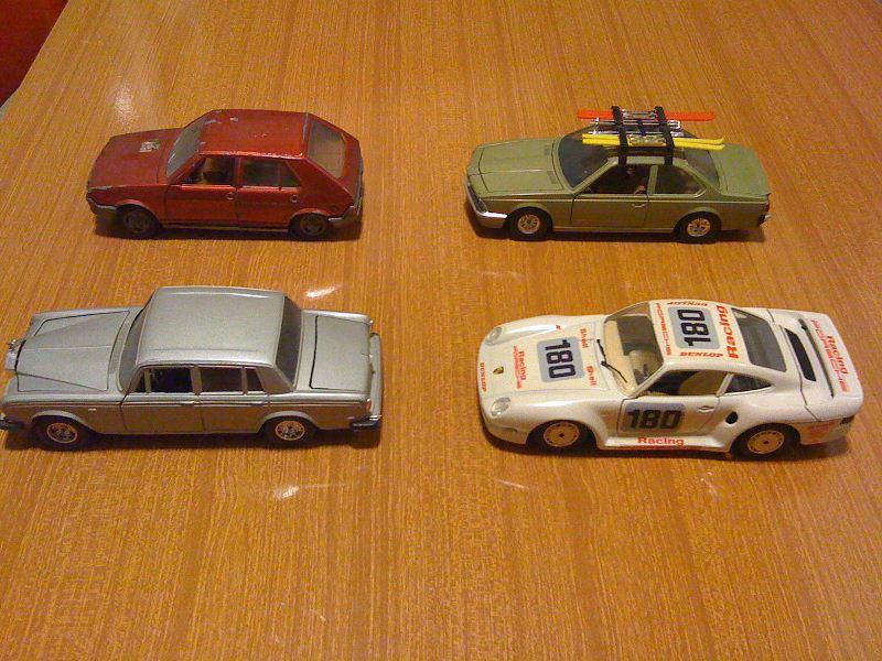 AUTO BBURAGO, POLISTIL, HOT WHEELS 1:24 (33 pezzi in vendita) Img_0599