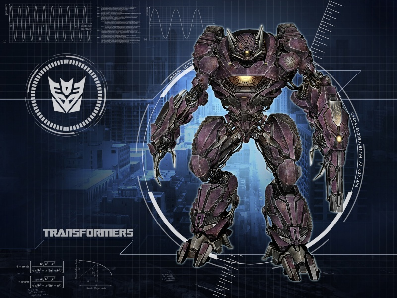 [Fanfic] - Spider-Man: Retour vers le passé | Transformers G1 Rebooted - Page 2 Shockw10