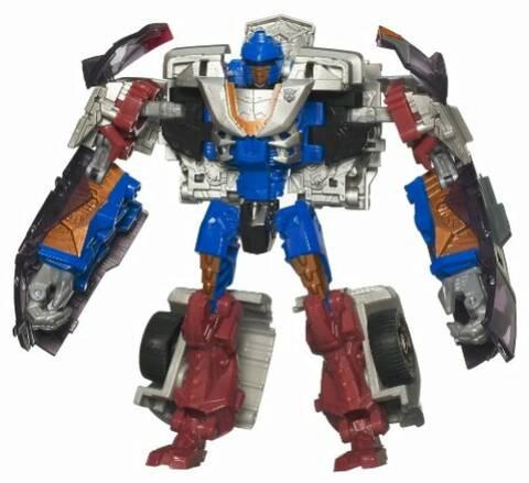 G1 autobot figure bataille patrouille Transformers génération 1 détourner l/'attention