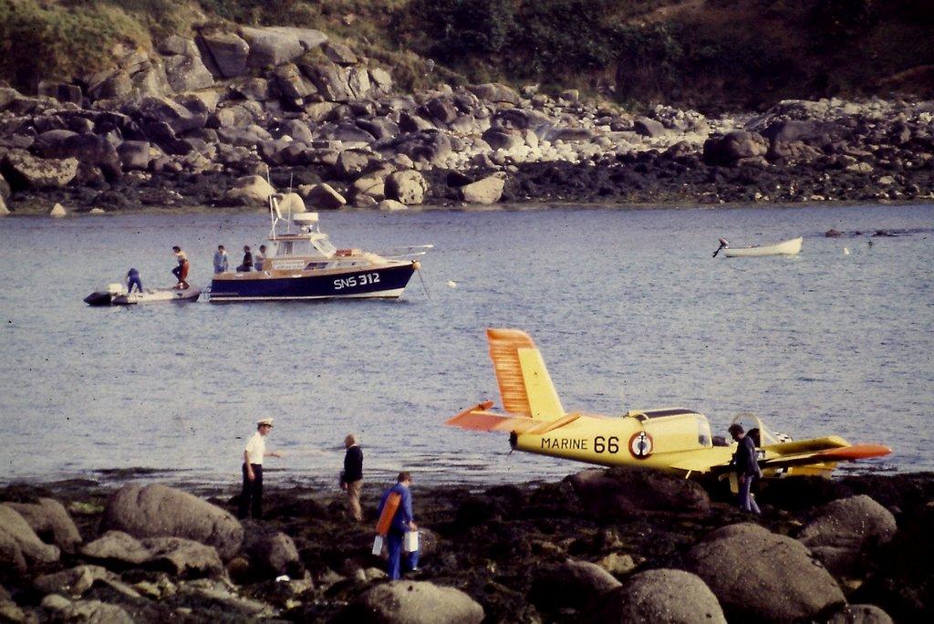 [Aéronavale divers] SUPER FRELON - Page 17 Avion_19