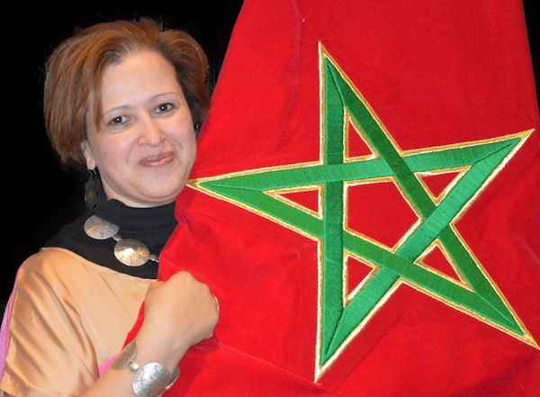 Nadia Yakine, une Marocaine aux elections municipales Allemagne Mimoun11