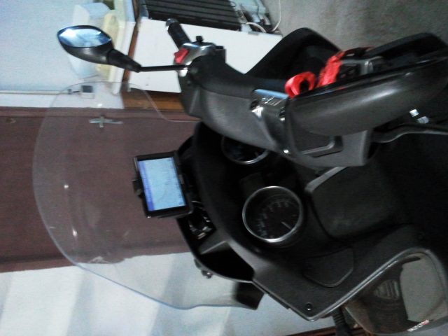 Support GPS GIVI S 950 2013-120