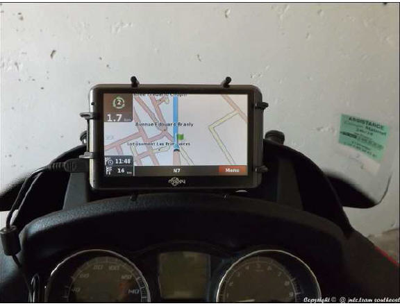 Support GPS GIVI S 950 Tam-mo10
