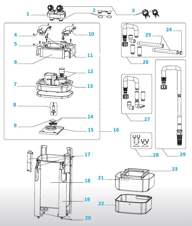 Pompe jbl cristal profi e900 bruyant - Page 2 Pdcris10