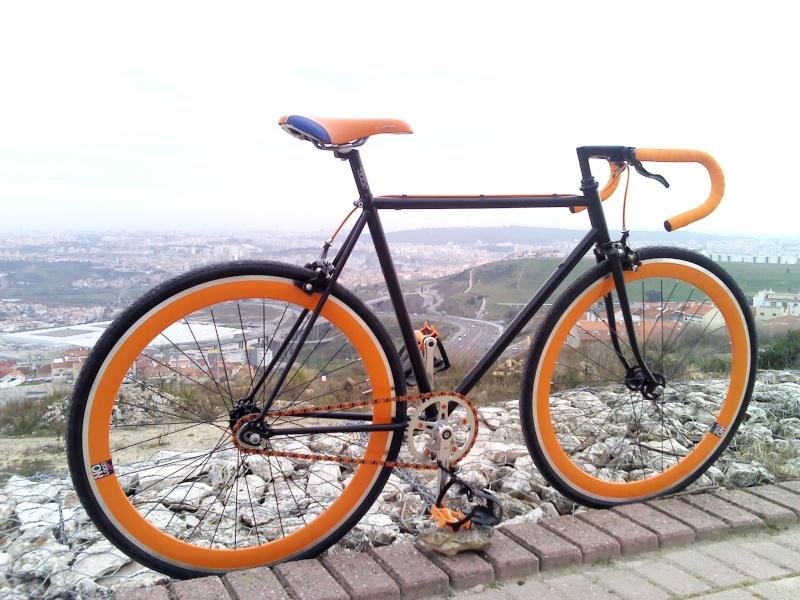Black n`Orange SS Power 2w9610