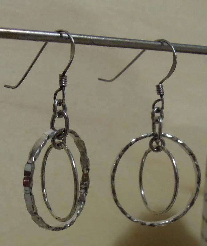 boucles d oreilles rondes Earing10