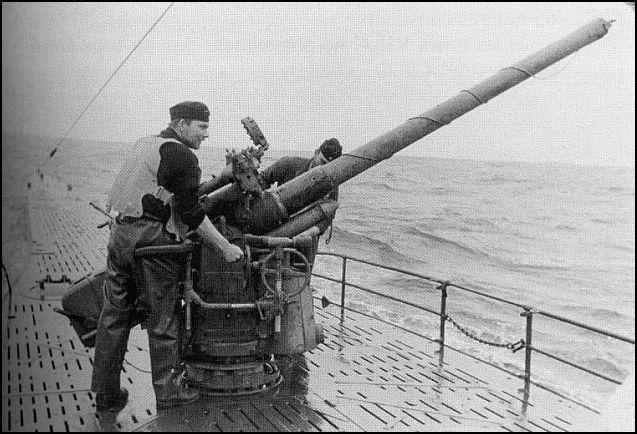 Recherche canon 88mm pour u-boote type VII au 1/72 Schiff11
