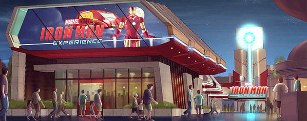 [Honk-Hong Disneyland Resort] Iron Man Experience (2016) Iron_m10