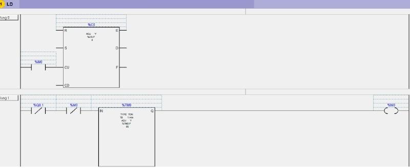 creation d'un compteur horaire sur un TWIDO Comp11