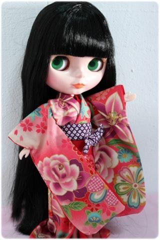 (JSakura)kimono BJD 20141111