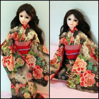 (JSakura)kimono BJD 20141210