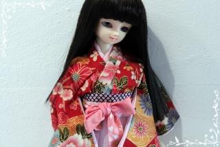 (JSakura)kimono BJD Hgjiim12