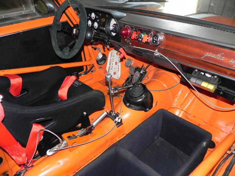 "Alfa Romeo Giulia 1600 Super 2.0 litres ""track days"" Nielman Dscn3310"