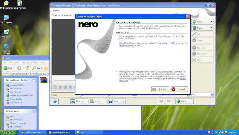 Nero Multimedia Suite 10 + Keygen 110