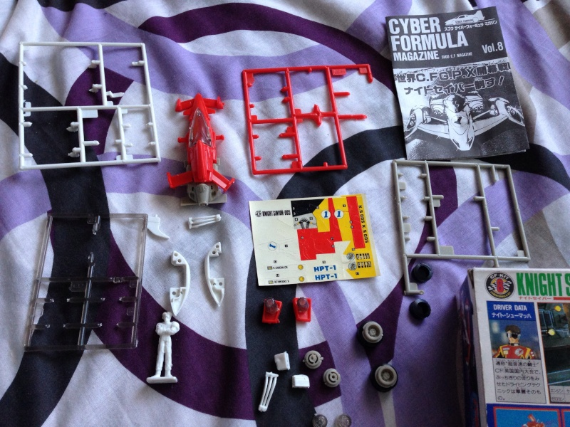 Cyber formula kit anni 90 Image26