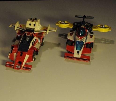 2 supercars gattiger per ricambi Image31