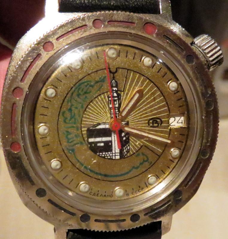 Militaria Soviétique ou pas ? montres soviétiques Vostok 1montr10