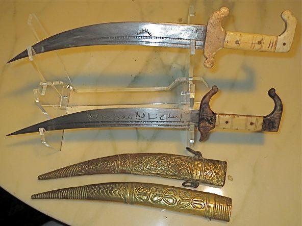 Collection d'armes blanches islamiques - mise à jour prochaine mi-octobre 2017 Berber13