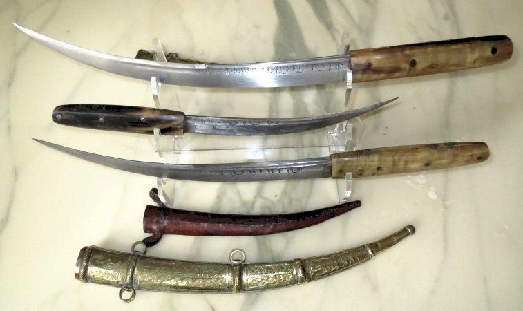 Collection d'armes blanches islamiques - mise à jour prochaine mi-octobre 2017 Shula410