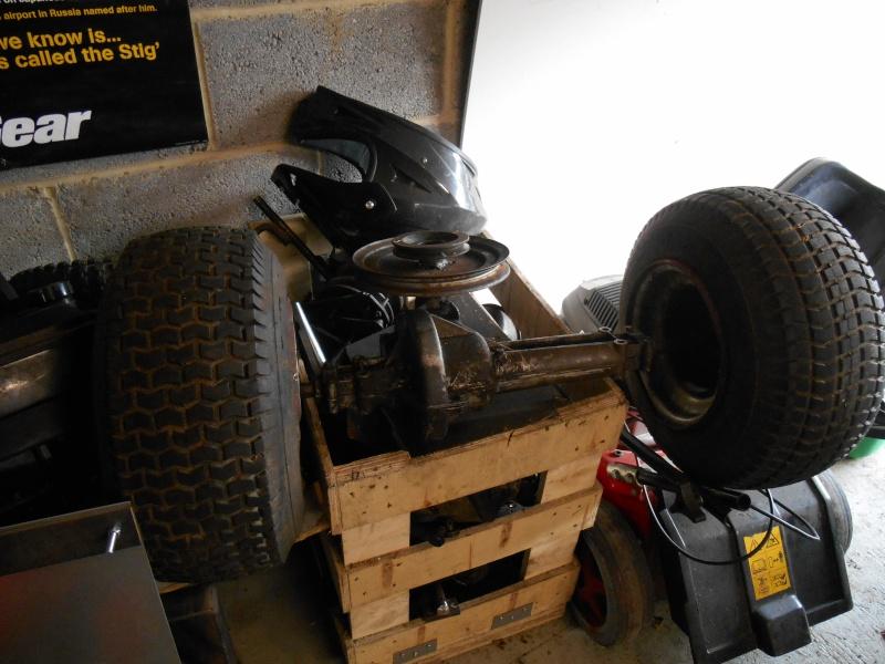 All terrain mudding mower transaxle fix and new paint job Dscn0013