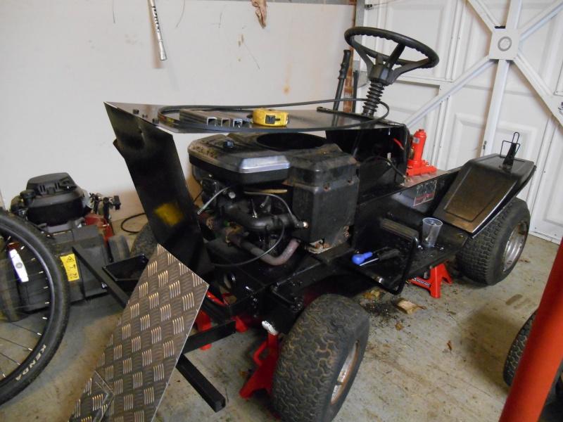 All terrain mudding mower transaxle fix and new paint job Dscn0016