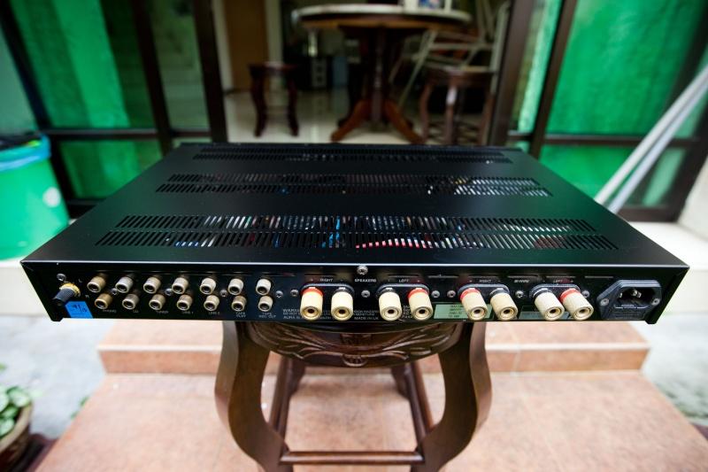 Amplifier Aura Evolution VA100 made by B&W England SOLD _mg_9710