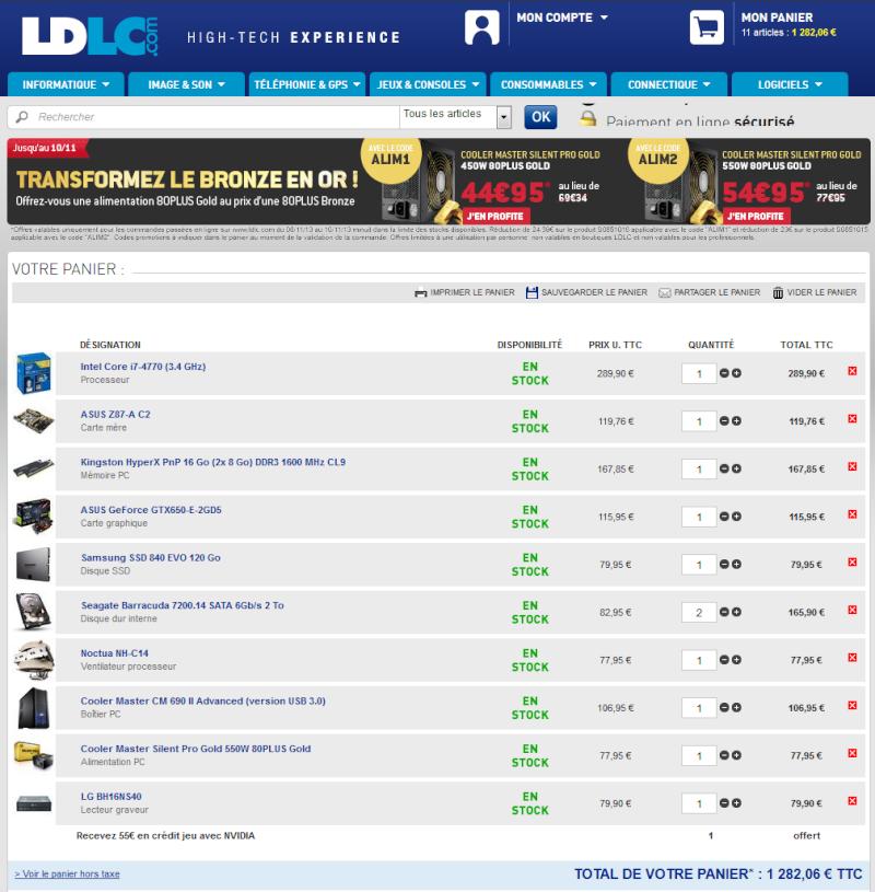 [Editors' Choice] - Guide d'achat Informatique Config10