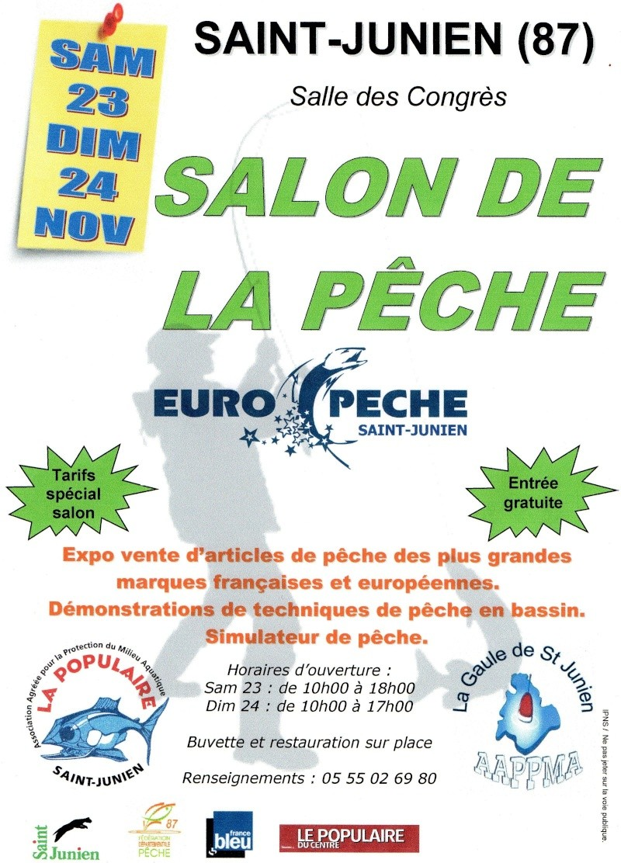 1er Salon de la Pêche à Saint-Junien. Img02710