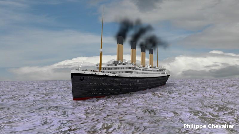 Titanic sous Blender - 21PhilC1 0210