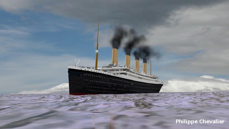 Titanic sous Blender - 21PhilC1 0310