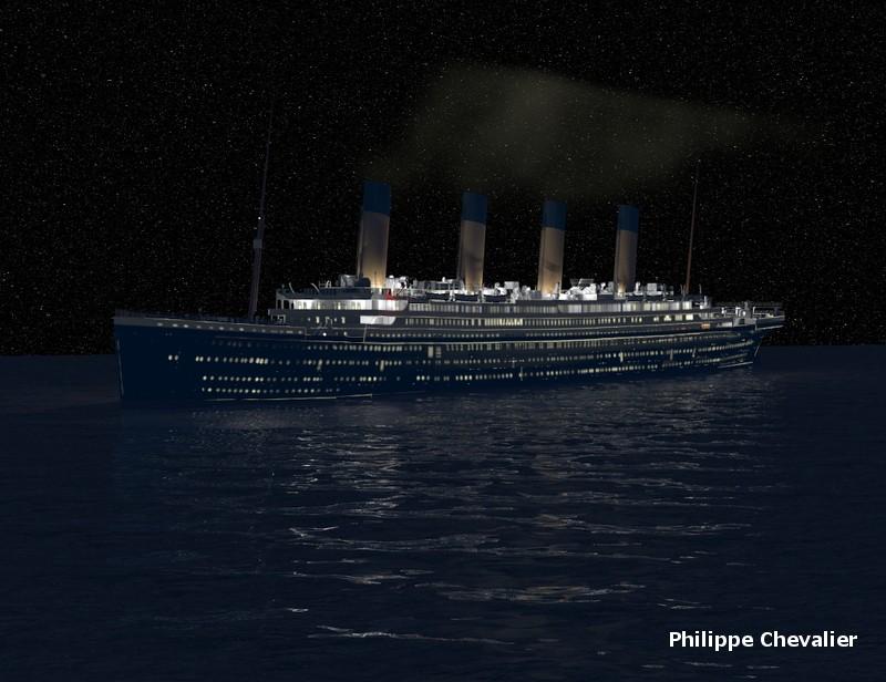 Titanic sous Blender - 21PhilC1 0510