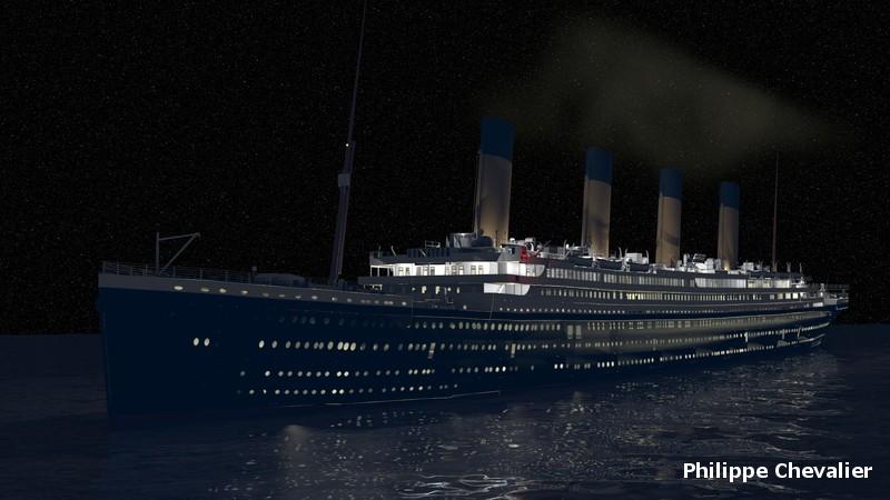Titanic sous Blender - 21PhilC1 0610