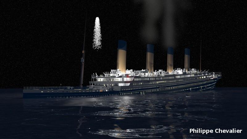 Titanic sous Blender - 21PhilC1 0710