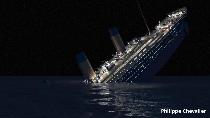 Titanic sous Blender - 21PhilC1 0810