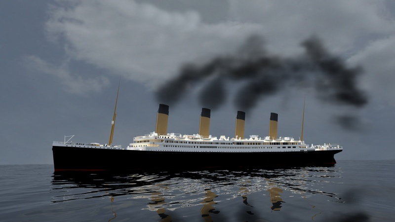 Titanic sous Blender - 21PhilC1 - Page 2 Ship12