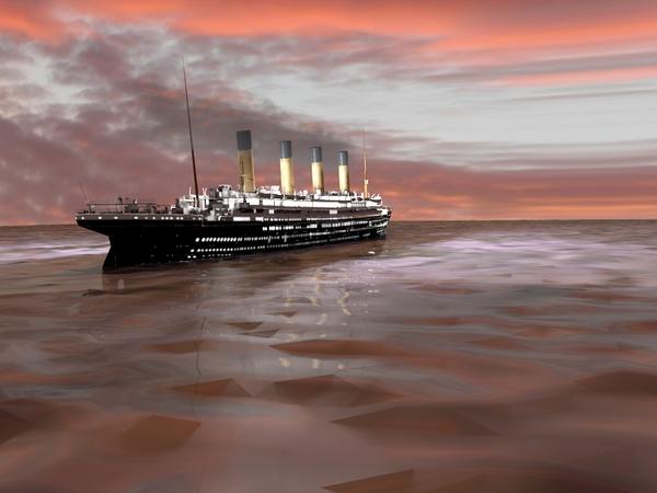 Titanic sous Blender - 21PhilC1 Titani10