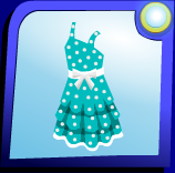 Polka Dot Dress Pdd10