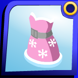 Velvet Snowflake Dress Vsd10