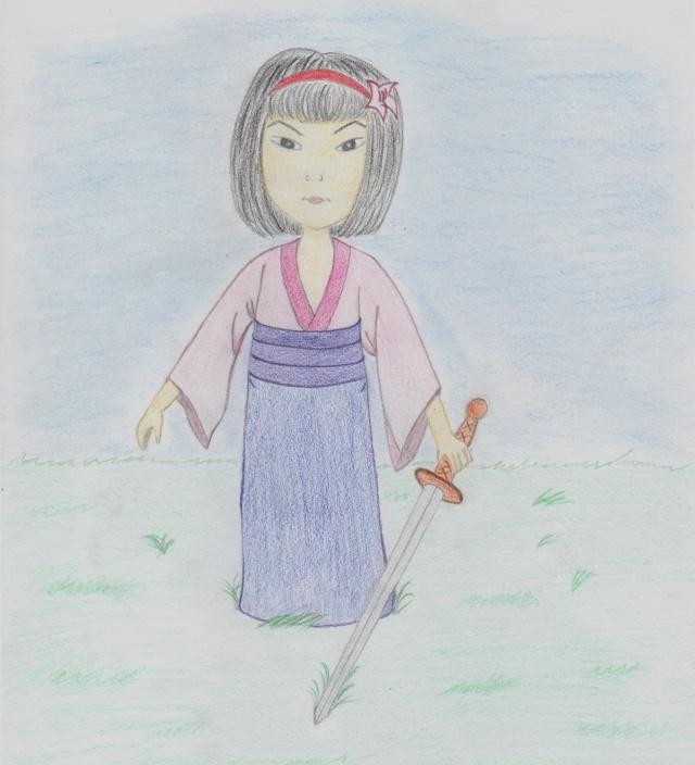 [Règle n°0] Concours de production artistique : saison 8 : semaine 19 : les enfants des couples disney. - Page 41 Img03610