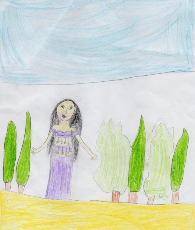 [Règle n°0] Concours de production artistique : saison 8 : semaine 19 : les enfants des couples disney. - Page 41 Img03713